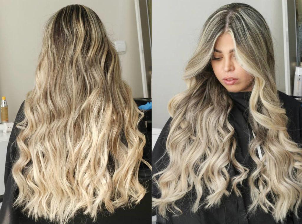 Hair-color-transformation-gkhair-iran-IGK-GK